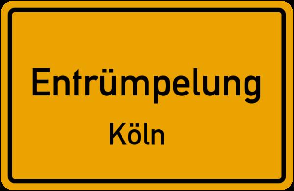 Entrümpelung Köln